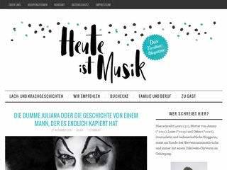 http://heuteistmusik.de