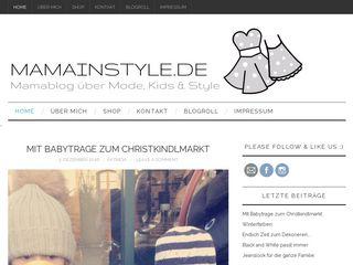 http://mamainstyle.de