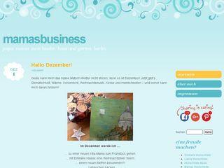 http://mamasbusiness.de