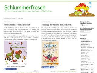 http://schlummerfrosch.de