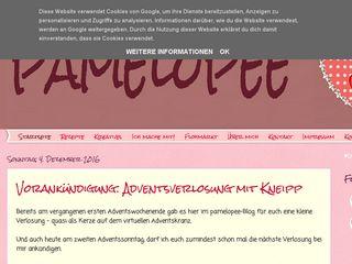 http://www.pamelopee.de