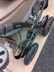 Kombi-Kinderwagen von Knorr-Baby