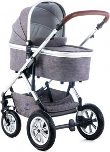 Moon Nuova Kinderwagen im Test
